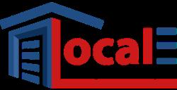 Tempe local garage door repair logo
