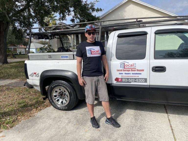 Local garage Door Repair - Tampa4